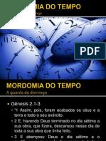 Mordomia Do Tempo