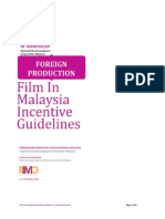 FIMI Foreign Guideline