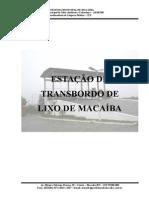 FUNCIONAMENTO DA ESTAÇÃO DE TRANSBORDO.doc
