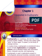 Chapter 1 Introduction to Cryptography