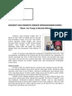Biografi Yasa Paramita Singgih Wirausahawan Sukses