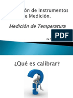 Presentacion Conferencia Calibración de Instrumentos - Ing. Meza