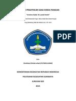 LAPORAN PRAKTIKUM ILMU KIMIA PANGAN.docx