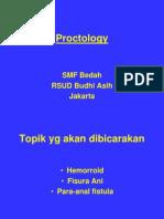 Proctologi Kuliah Tk 4