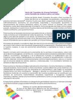 """Pronunciamiento del """"Aquelarre de Jóvenes Feministas"""" en el XIII Encuentro Feminista Latinoamericano y del Caribe."""