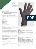Basic Plain Gloves