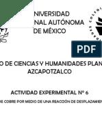 """Practica """"Flotacion de minerales"""""""