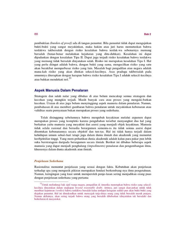 Aspek Manusia Dalam Penalaran Akuntansi Pengantar By Suwardjono