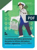 La Prensa Periódica Provincial Durante La Última Dictadura Militar Argentina