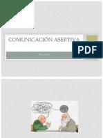 Comunicación Asertiva Taller