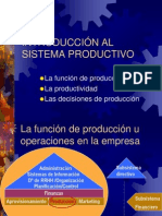 4 Introduccion Al Sistema Productivo