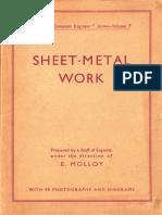 Sheet-metal work