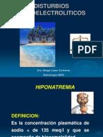 9.- Disturbios Hidroelectroliticos II