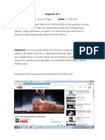 Analisis de Video Tecnológico en el area de Lumd