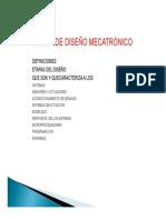Curso de Diseño Mectronico