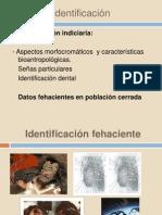 Identificacion y Determinacion de Edad