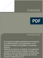 Trabajo Torsion