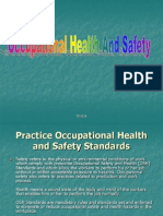 No.3 Presentatation for Occupational Health and Safety Procedures (1)