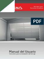 Manual Portón Levadizo