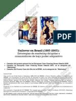 Caso Unilever (Español)