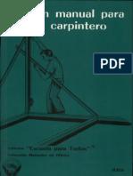 Manual Carpintero