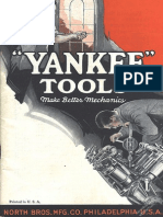 1926 Yankee Tools brochure