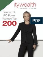 The 2014 IFC Power Women Top 200_0