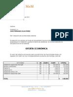Cotizacion Instalacion Aires Acondicionados