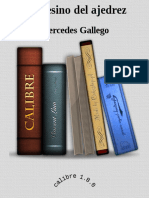 el asesino del ajedrez - mercedes gallego.epub