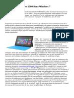 Microsoft Photodraw 2000 Dans Windows 7