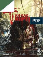 PS3 DI Riptide Manual UK