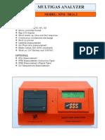 MULTI GAS ANALYZER II.pdf