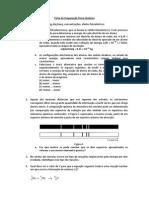 Ficha de Preparação Fisico Unidade 1 10ºano