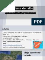 Libro La Dama Del Alba (2)