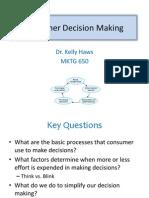 8--Consumer Decision Making %28student%290