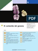 el contenido del genoma Lewis 2012
