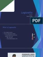 17 Legionella
