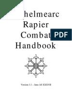 A e Rapier Handbook