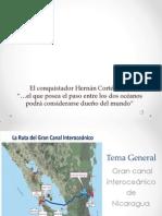 Monografia Canal. Power Point
