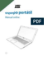 Manual x550dp