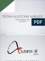 Auditoria Wireless