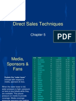 Direct Sales Techniques