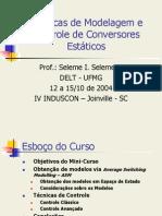 Técnicas de Modelagem e Controle de Conversores Estáticos (1)