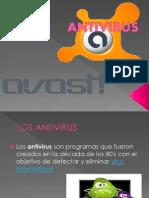 Antivirus Power Point