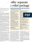 CDCs to offer separate recession relief package, 4 Dec 2009, Straits Times