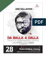 Cartella stampa DA BALLA A DALLA Livorno 14Nov2014 (1).doc