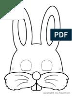 Careta Conejo