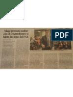 2014-11-20 Heraldo Aliaga Promete Acabar Con El Clientelismo