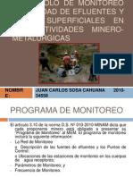 Protocolo de Monitoreo de Calidad de Efluentes y - Copia