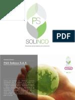 Brochure Solinco FG Correo